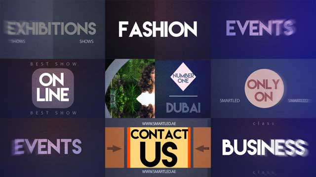 Portfolio Event - Video Production Dubai